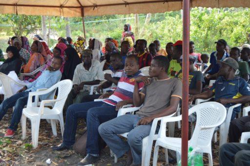Ramisi Ward Annual Development Plan Public Participation Forum 8/01/2018