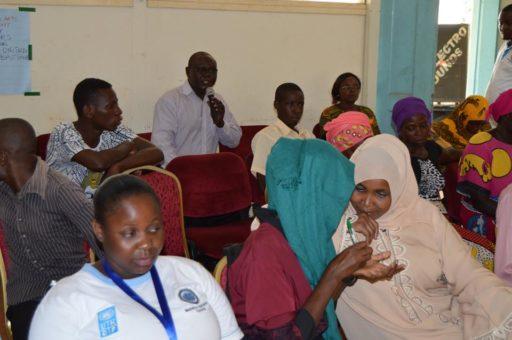 Towards Realization of the Kwale Youth Agenda. Tujengane Tuinuane Spirit.