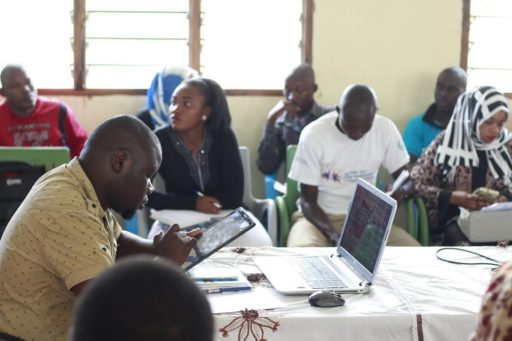 Kwale Youth Urge County Government to Invest More in Vocational Technical Training.