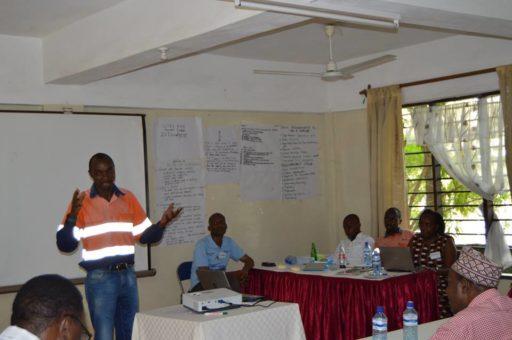 Suppliers Development Workshop.