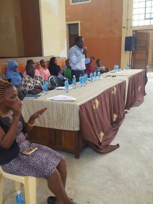 MOMBASA COUNTY ANNUAL DEVELOPMENT PLAN 2018/2019 FORUM