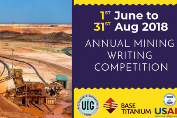 Annual Student Mining Writing Competition