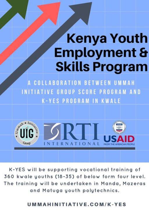 KENYA YOUTH EMPLOYMENT AND SKILLS PROGRAM