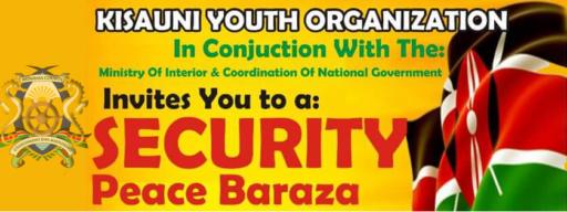 Peace Baraza Kisauni