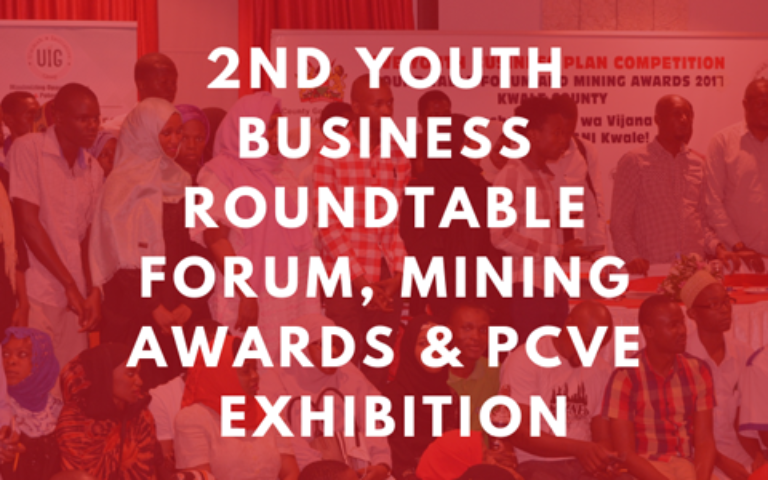 2nd Youth Business Roundtable Forum, Mining Awards & PCVE Exhibition