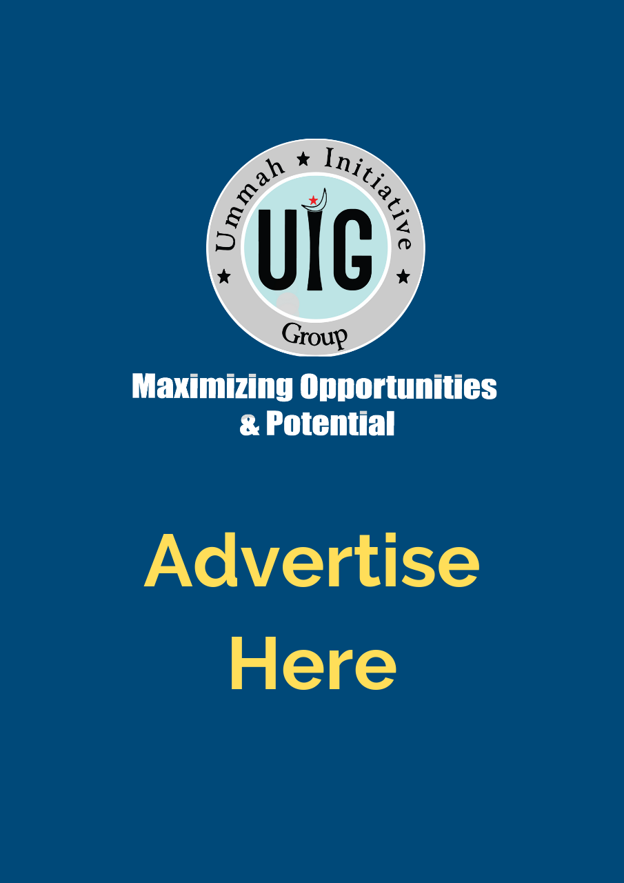 Ummah Initiative Group – Maximizing Opportunities & Potential