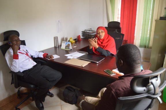 Kwale Huduma Center Visit