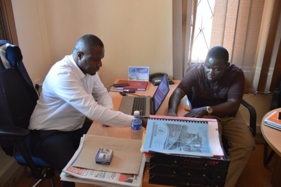 Kwale County Director of Procurement Meeting