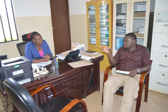 Kwale Social Services & Talent Management Meeting