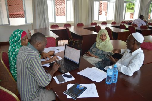 Group Discussions on Kwale Local Content Task Force