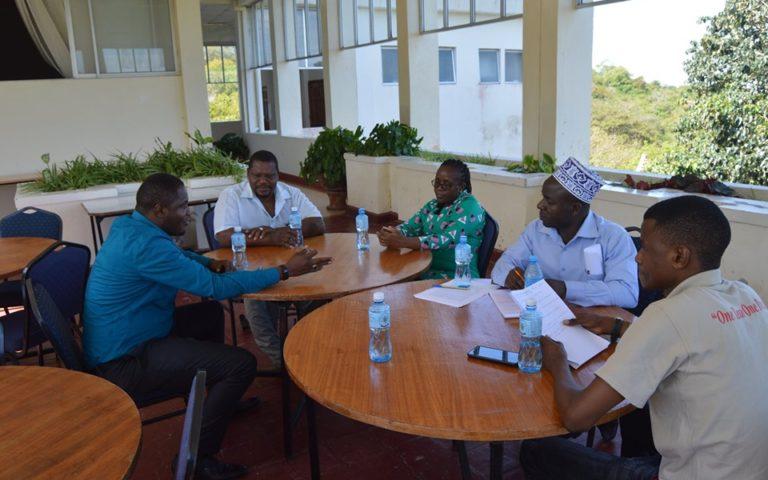 Sessions on Establishment of the Kwale Economic Corporation