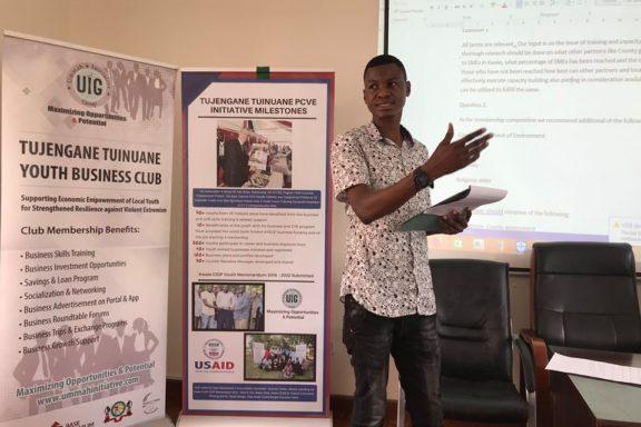 Induction Workshop Presentations